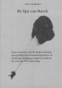 De lijst van Haeck : een overzicht van de hulpverlening aan geallieerde bemanningsleden en ontsnapte krijgsgevangenen tijdens de Tweede Wereldoorlog / Helden, H.B. van